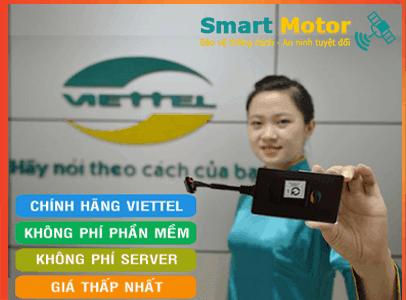lắp đặt Định Vị Xe Máy Viettel Tân Bình