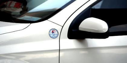 Hoàn thành tất cả thủ tục cần thiết khi đăng ký phù hiệu xe.